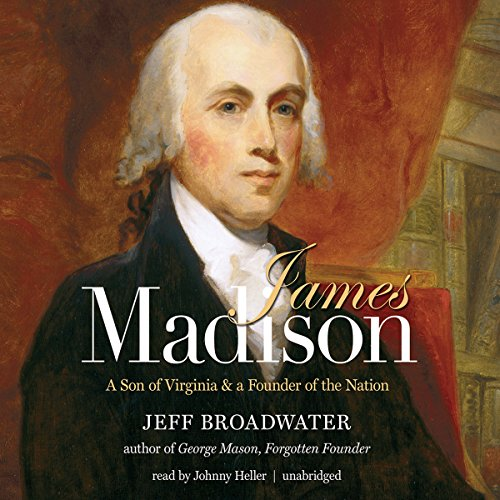 James Madison cover art
