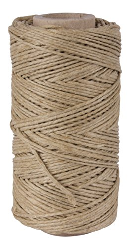 APLI 13125 - Bobina de cuerda de cáñamo, 80 m