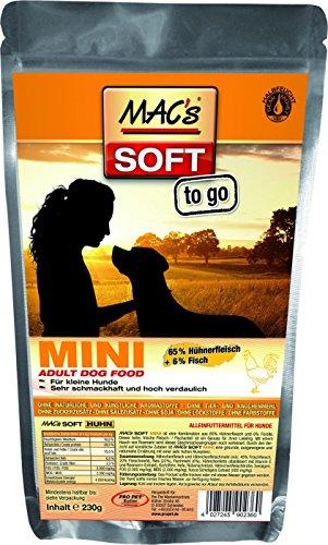 MAC's Soft Mini Huhn to go, 1er Pack (1 x 230 g)