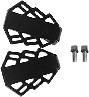 1 Pair Bike Metal Rear Pedals MTB Road Mountain Bike Footrests Cycling Accessories Bicycle Foot Pegs