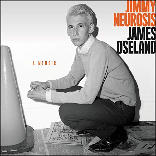 Jimmy Neurosis audiobook cover art