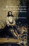 EL EJERCICIO DE LA JUSTICIA ECLESIÁSTICA EN LA HUELVA DEL ANTIGUO RÉGIMEN: DELITOS CRIMINALES EN LA ...