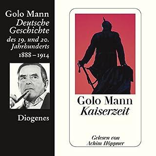 Kaiserzeit audiobook cover art