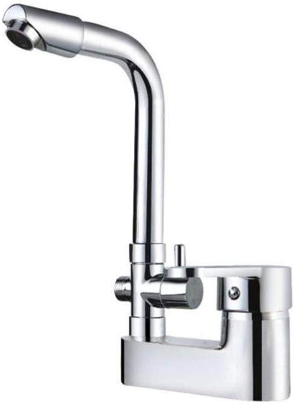 Kitchen Bath Basin Sink Bathroom Taps Kitchen Sink Taps Bathroom Taps Main Double Hole Cold Hot Water Faucet Ctzl0888