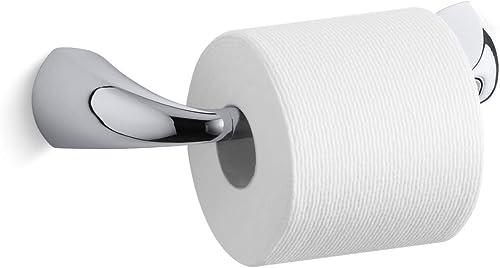 wholesale Alteo Pivoting Toilet popular online sale Tissue Holder Finish: Polished Chrome outlet online sale