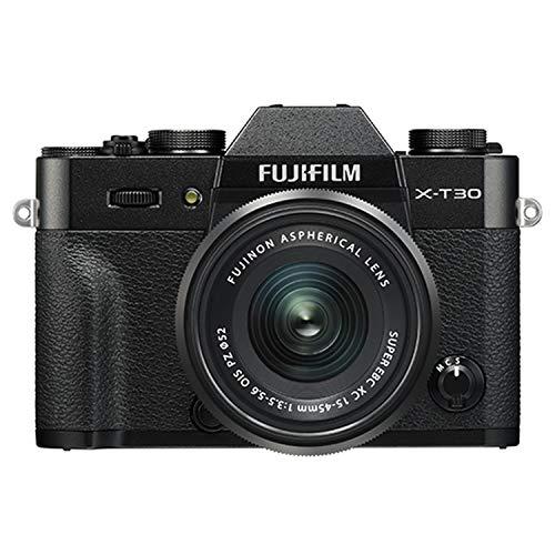 of blackout game cameras dec 2021 theres one clear winner Fujifilm X-T30 Mirrorless Digital Camera w/XC15-45mm Kit - Black