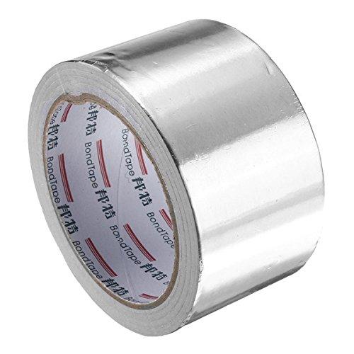 Ruban adhesif aluminium 75 mm x 100 m Klimapartner AKB 75