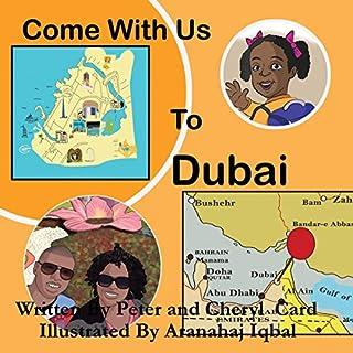 Come with Us Dubai cover art