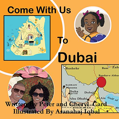 Come with Us Dubai audiobook cover art