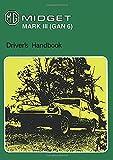 MG Midget Mark III (GAN 6) Drivers Handbo ...
