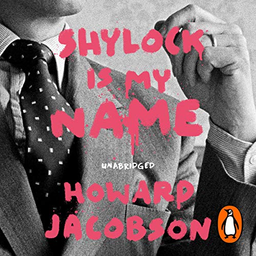 Shylock Is My Name audiobook cover art