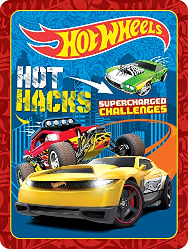 Various: Hot Wheels Hot Hacks Supercharged Challenges (Mattel Gift Tins)