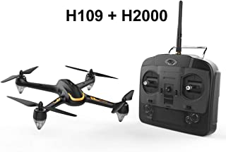 Hubsan H109 X4 Brushless Drone 2.4G RC Quadcopter Helicopter RTF