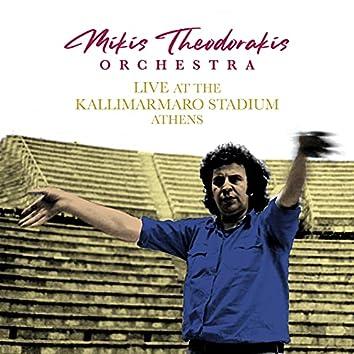 Live at the Kallimarmaro Stadium, Athens