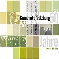Camerata Salzburg spielt Mozart