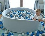 Zoom IMG-1 velinda piscina gioco secca bambino