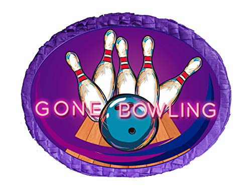 Gone Bowling Pinata