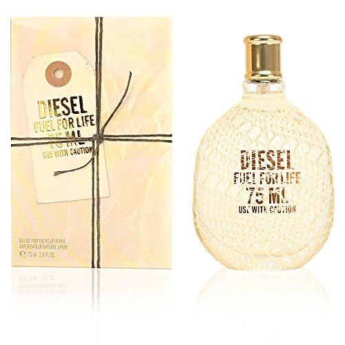 FUEL FOR LIFE DONNA Eau de Parfum vapo 75 ml ORIGINALE