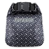 Lewis N. Clark Lightweight Safebox Portable Safe with Anti Theft Combination Lock and Slash...
