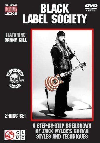 Black Label Society: Guitar Legendary Licks DVD