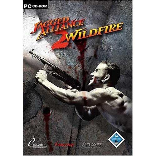 Jagged Alliance 2 - Wildfire Metalbox