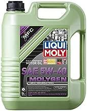 Liqui Moly Molygen New Generation SAE 5W-40 Motor Oil 5L
