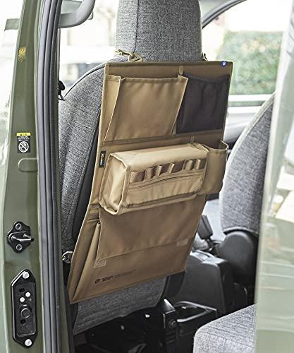 GORDON MILLER CORDURA SEAT BACK POCKET ゴードンミラー コーデュラシートバックポケット 21S-GM215 コヨーテ 1646559
