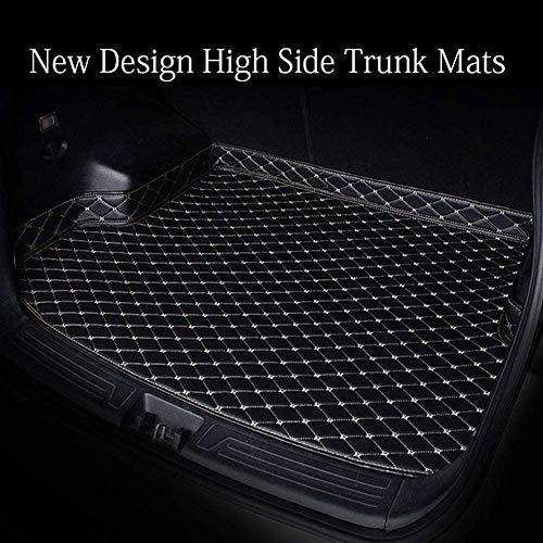 Uspick Estera Maletero del Coche, Tronco for Mercedes-Benz Clase S W221 S350 S400 S500 S600 L Colchonetas de Coches de línea de Carga alfombras Forros de alfombras Estilo Caja del Coche (Color: Negro