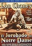 El Jorobado De Notre-Dame (Lon Chaney) [DVD]