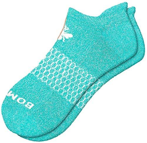 Bombas Damen-Socken mit Marls-Motiv - T�rkis - Medium