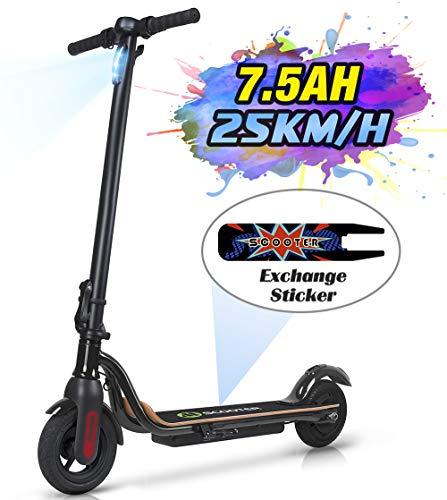 MEGAWHEELS S10 Electric Scooter, 22KM Long Range...