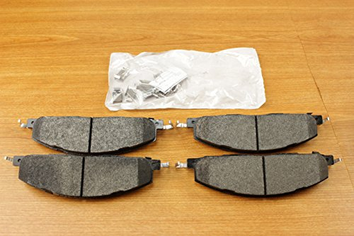Dodge Ram 2500 3500 Rear Brake Pad Kit Mopar OEM