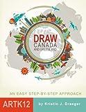 ArtK12: Draw Canada and Greenland