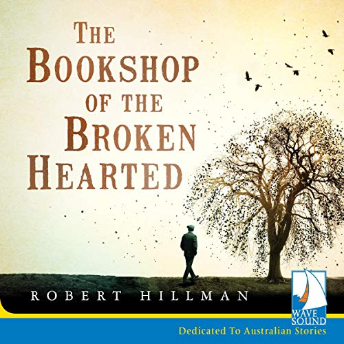 The Bookshop of the Broken Hearted audiobook cover art