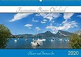 Faszination Berner Oberland 2020 - Thuner- und Brienzersee (Wandkalender 2020 DIN A2 quer): Landschafts-Impressionen rund um den Thuner- und Brienzersee (Monatskalender, 14 Seiten ) (CALVENDO Natur) - SusaZoom