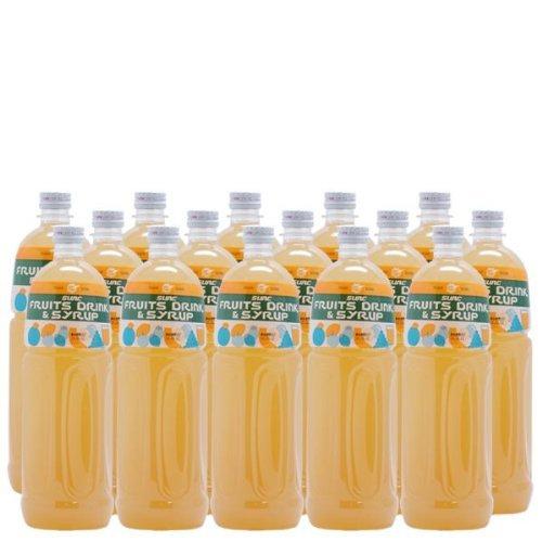 【業務用】 グレープフルーツ 濃縮ジュース (果汁濃縮グレープフルーツジュース) 希釈タイプ 1L ペットボトル×15本