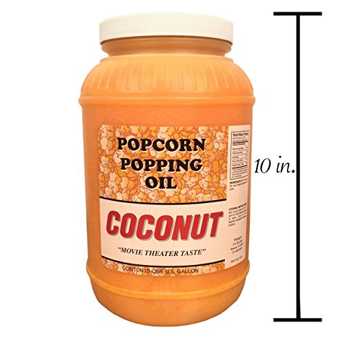 Product Image 4: Paragon – Manufactured Fun Coconut Popcorn Popping Oil (Gallon)