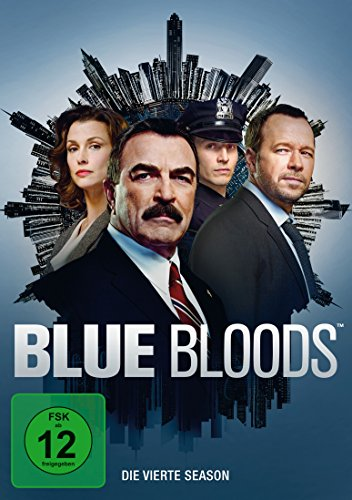 Blue Bloods - Die vierte Season [6 DVDs]