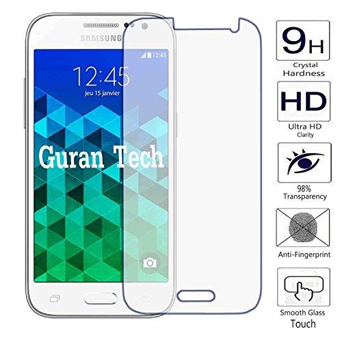 Guran® Protector de Pantalla Vidrio Cristal Templado para Samsung Galaxy Core Prime...