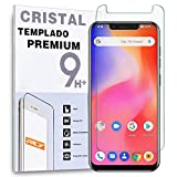 Protector de Pantalla para ULEFONE S10 PRO, Cristal Vidrio Templado Premium