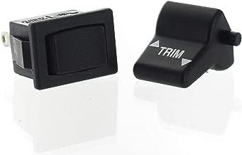 Volvo Penta OEM Trim & Tilt Remote Control Switch 3856844