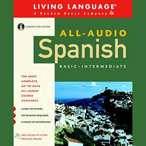 All-Audio Spanish audiobook cover art