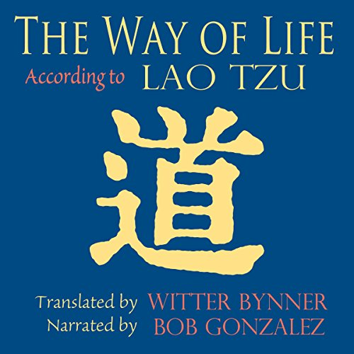 The Way of Life, According to Laotzu audiobook cover art