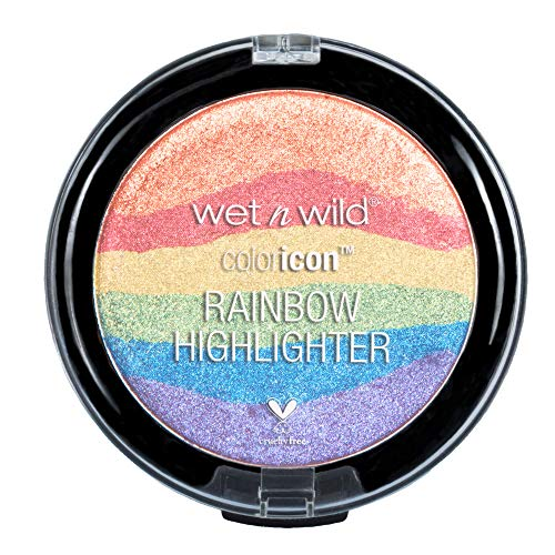 wet n wild Color Icon Rainbow Highlighter, Moonstone Mystique