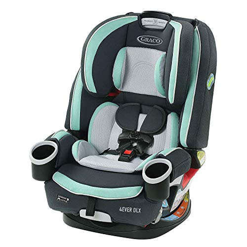 Graco 4Ever DLX 4 in 1 Car Seat | Infant to Toddler Car Seat, with 10 Years of Use, Pembroke