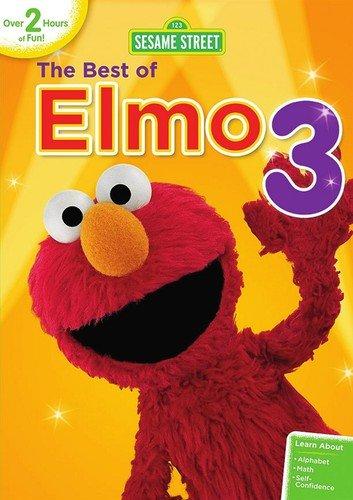 Sesame Street: The Best of Elmo 3 [DVD]