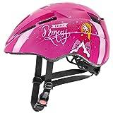 uvex Kid 2 Casco de Bicicleta, Juventud Unisex, Pink, 46-52 cm