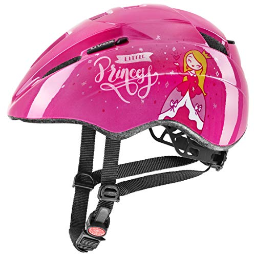 uvex kid 2, casque de bicyclette Mixte Adulte, Rose, 46-52 cm