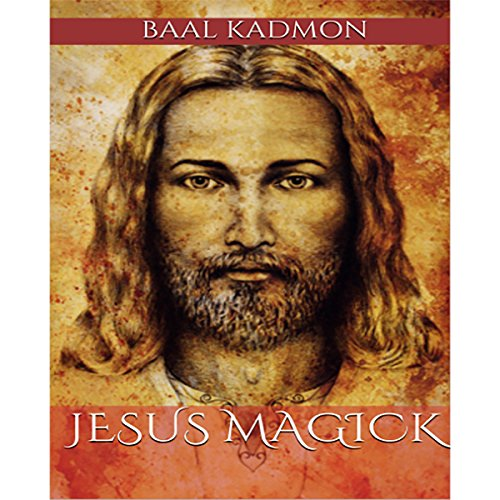 Jesus Magick audiobook cover art
