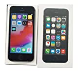 Unlocked Original Compatible with iPhone 5S Aple Phone 5S 64GB Black Model A1533